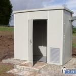 Shelter for tel...