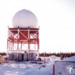 Radar station i...