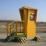 Pylone for weig